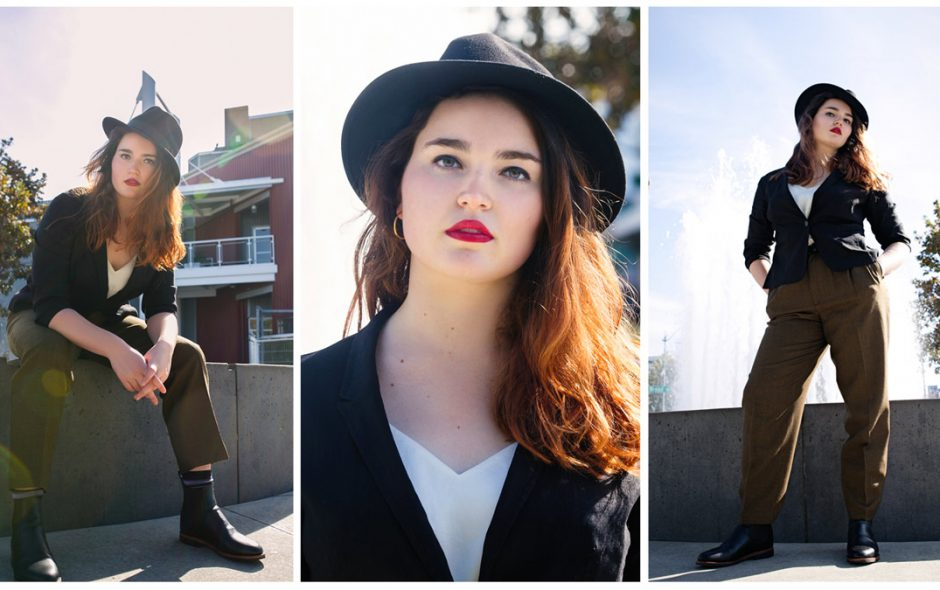 Yuliya Rae Seattle senior portrait and fashion photographer